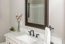 House Plan Design - Ranch Interior - Bathroom Plan #929-1007