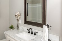 Dream House Plan - Ranch Interior - Bathroom Plan #929-1007