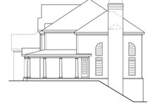 Classical Exterior - Other Elevation Plan #927-605
