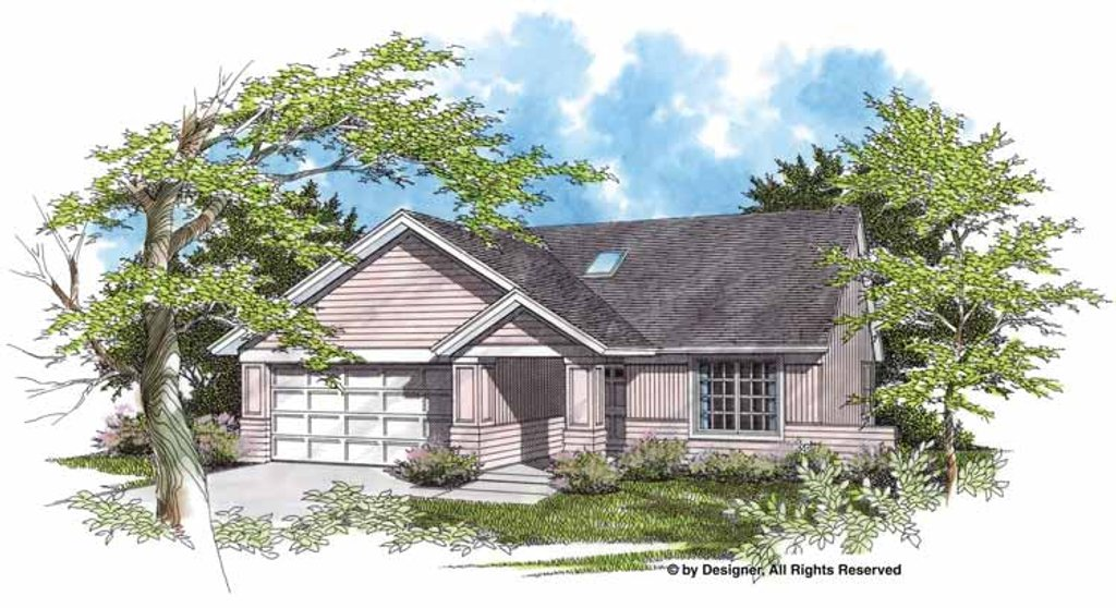 Ranch Style House Plan - 3 Beds 2 Baths 1420 Sq/Ft Plan #48-728 on brick house front design, flat front house design, beach house front design, bank building front design, ranch living room design, front yard design, ranch kitchen design, farmhouse front design, modern house front design, ranch bedroom design, ranch houses with stone fronts, ranch basement design, antique store front design, stone house front design, colonial house front design, home front design, church front design, spanish house front design, small house front design,