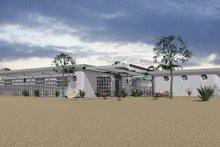 House Design - Modern Exterior - Front Elevation Plan #535-9