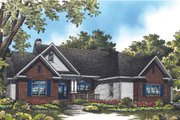 Traditional Style House Plan - 4 Beds 3 Baths 2514 Sq/Ft Plan #929-963