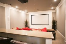 House Design - Home Theatre