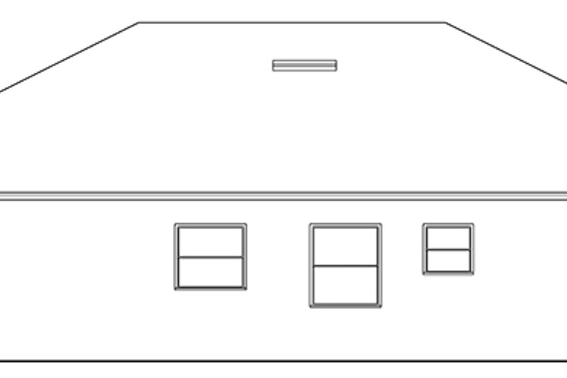Colonial Exterior - Other Elevation Plan #1058-142 - Houseplans.com