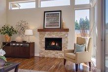 Contemporary Interior - Family Room Plan #132-564
