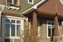 Home Plan - Craftsman Exterior - Front Elevation Plan #320-992