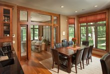 Craftsman Interior - Dining Room Plan #70-1433