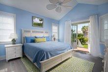 Dream House Plan - Cottage Interior - Master Bedroom Plan #938-87