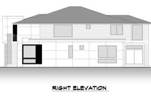 House Plan Design - Contemporary Exterior - Other Elevation Plan #1066-132