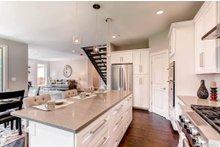 Modern Interior - Kitchen Plan #1066-9