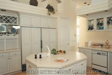 Mediterranean Interior - Kitchen Plan #930-44