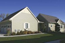 House Plan Design - Traditional Exterior - Front Elevation Plan #928-165