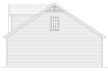 House Plan Design - Country Exterior - Other Elevation Plan #932-124