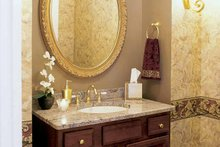 Colonial Interior - Bathroom Plan #927-174