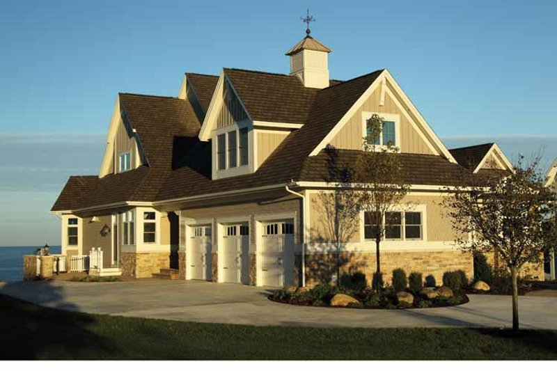Country Exterior - Other Elevation Plan #928-231 - Houseplans.com