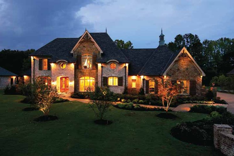 Country Exterior - Front Elevation Plan #952-276 - Houseplans.com