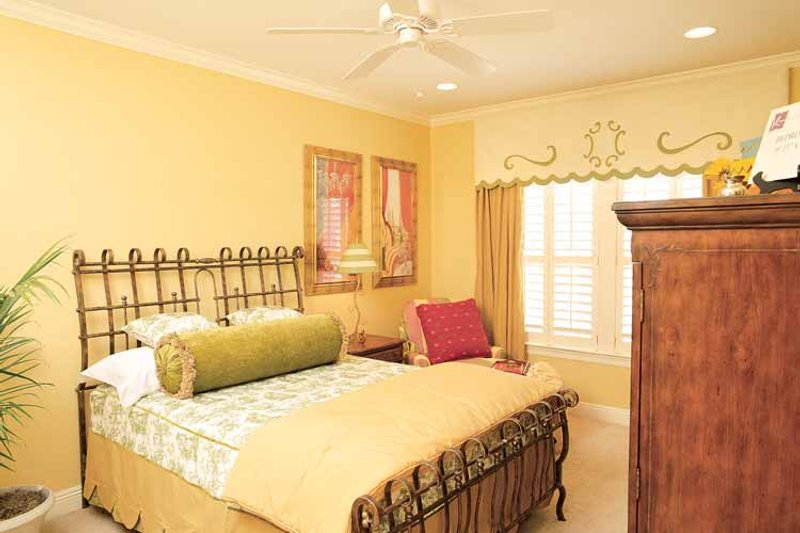 Classical Interior - Bedroom Plan #37-275 - Houseplans.com