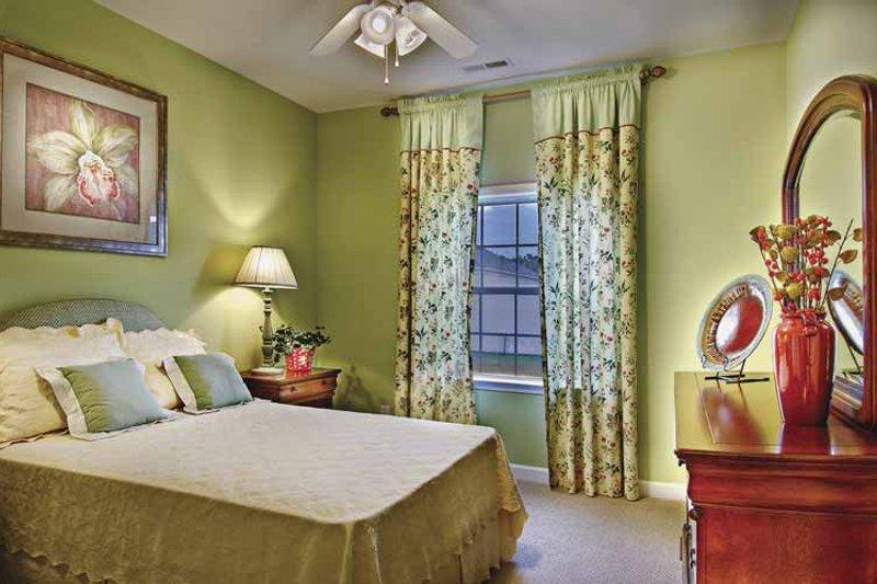 Country Interior - Bedroom Plan #930-364 - Houseplans.com