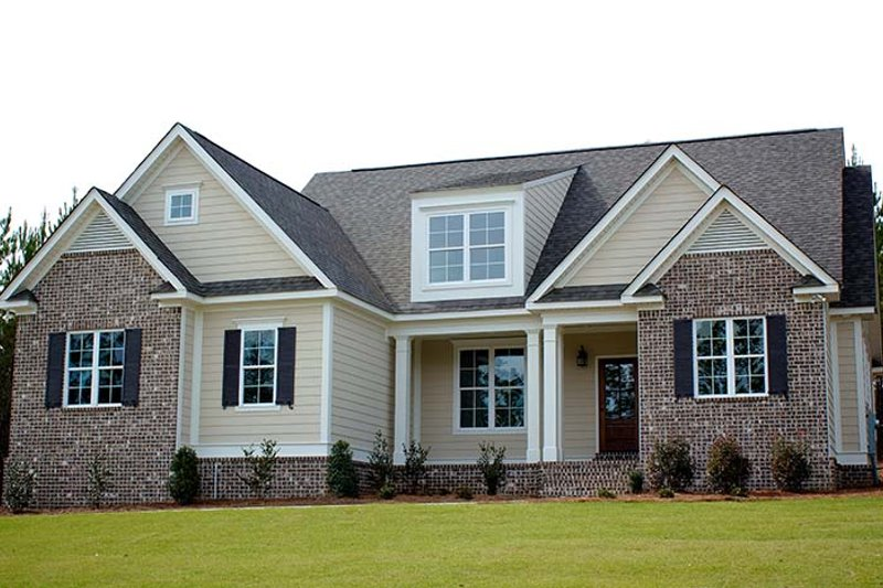 Country Exterior - Front Elevation Plan #927-403 - Houseplans.com