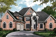 Traditional Exterior - Front Elevation Plan #453-407