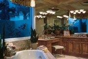 Mediterranean Style House Plan - 4 Beds 6.5 Baths 5265 Sq/Ft Plan #930-190 Interior - Bathroom