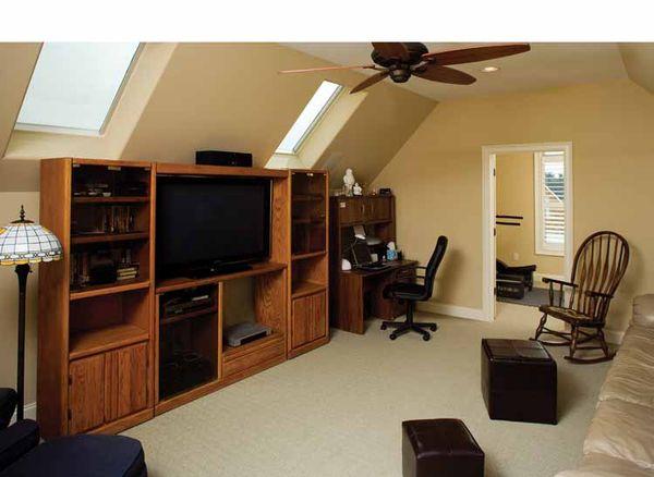 House Plan Design - Country Floor Plan - Other Floor Plan #929-542