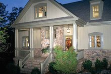 Home Plan Design - Craftsman Exterior - Front Elevation Plan #429-272