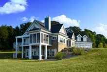 Ranch Exterior - Other Elevation Plan #70-1499