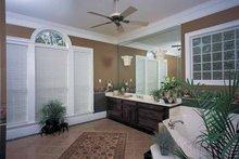 Classical Interior - Bathroom Plan #37-259