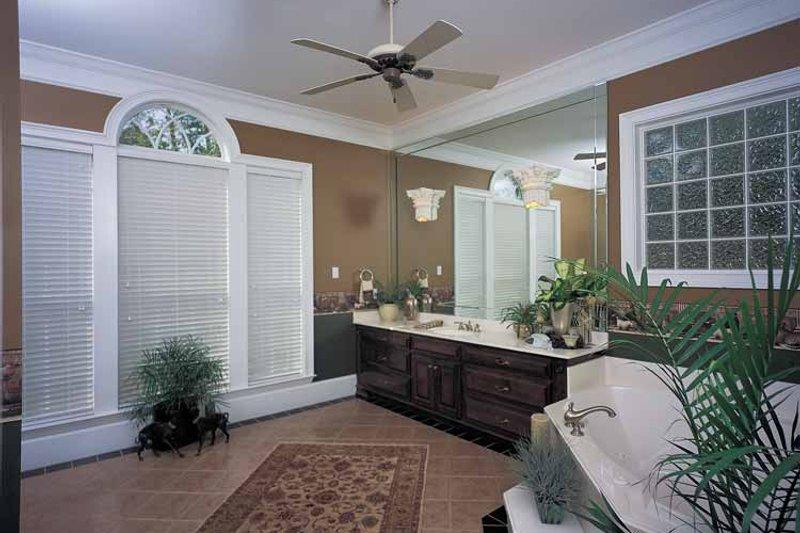 Classical Interior - Bathroom Plan #37-259 - Houseplans.com