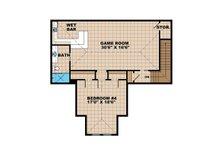 Country Floor Plan - Upper Floor Plan Plan #1017-170
