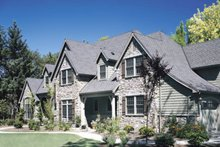 Dream House Plan - European Exterior - Other Elevation Plan #48-617