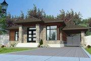 Modern Style House Plan - 3 Beds 1 Baths 1025 Sq/Ft Plan #138-382