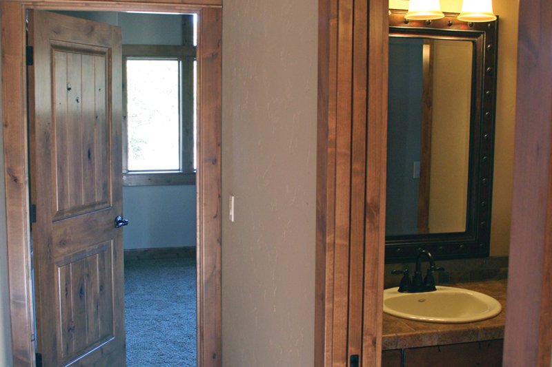 Craftsman Interior - Other Plan #892-2 - Houseplans.com