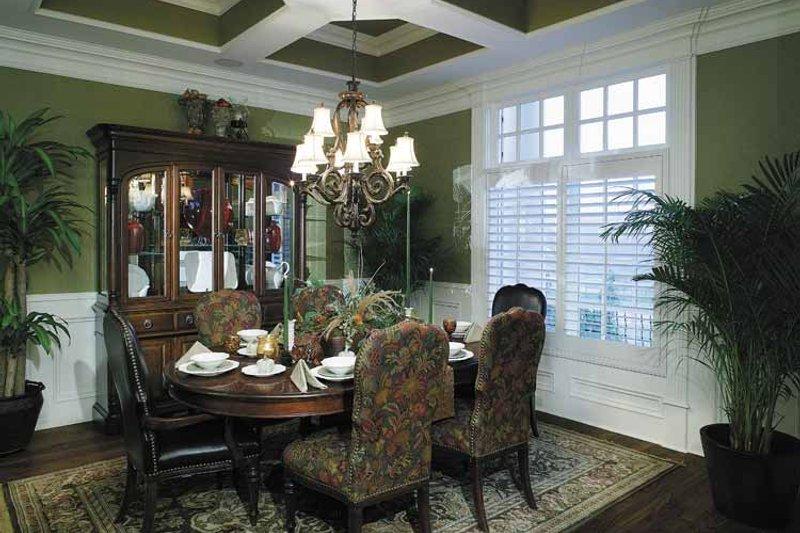 Colonial Interior - Dining Room Plan #930-220 - Houseplans.com