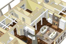 Dream House Plan - Craftsman Interior - Other Plan #44-186