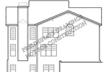 Craftsman Exterior - Rear Elevation Plan #927-165