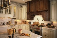 Home Plan - European Interior - Kitchen Plan #453-609