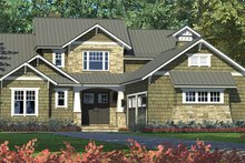 Home Plan - Craftsman Exterior - Front Elevation Plan #453-625