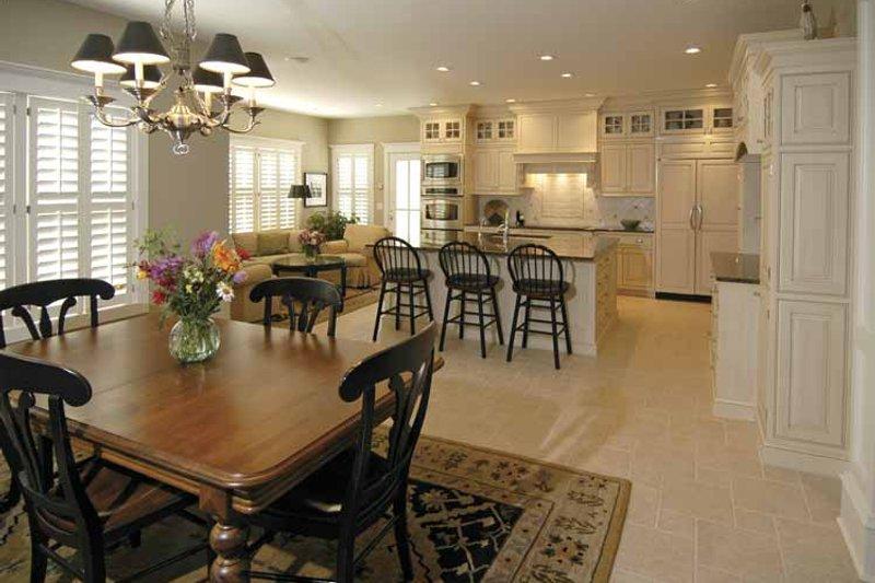 Craftsman Interior - Dining Room Plan #928-48 - Houseplans.com