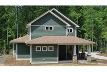 Craftsman Exterior - Front Elevation Plan #939-10