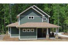 Architectural House Design - Craftsman Exterior - Front Elevation Plan #939-10