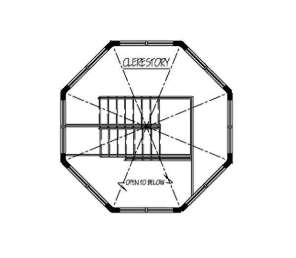 Contemporary Floor Plan - Other Floor Plan Plan #1061-7