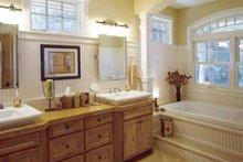 Country Interior - Master Bathroom Plan #320-993
