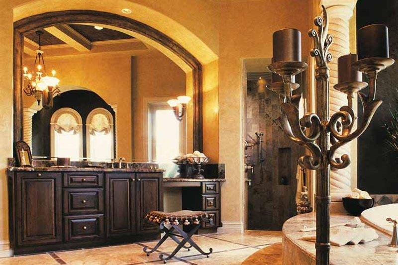Mediterranean Interior - Bathroom Plan #930-54 - Houseplans.com