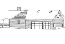 Home Plan - Ranch Exterior - Other Elevation Plan #117-848