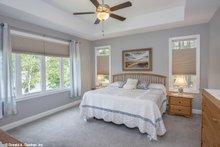 Architectural House Design - Craftsman Interior - Master Bedroom Plan #929-916