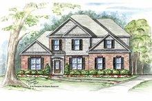 Home Plan - Craftsman Exterior - Front Elevation Plan #54-306
