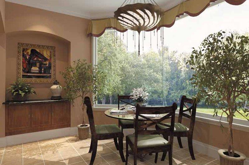 Mediterranean Interior - Dining Room Plan #930-175 - Houseplans.com