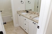 House Plan Design - Southern Interior - Bathroom Plan #430-183